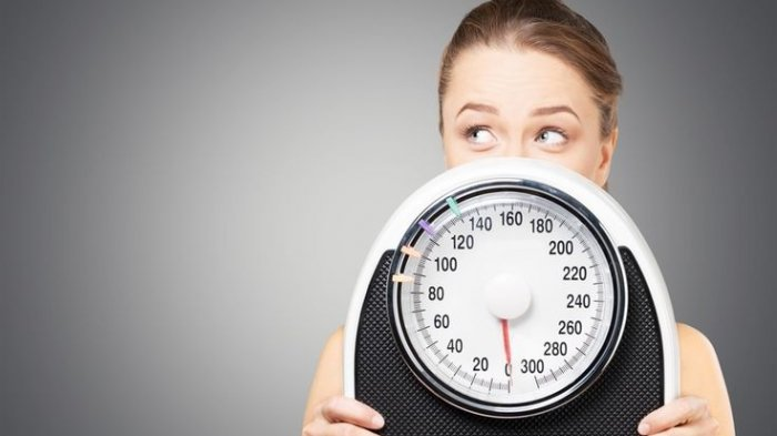 Belum terlambat untuk menjaga berat badan ideal anda dimulai sejak dini